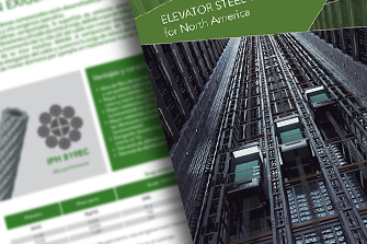 ELEVATOR STEEL WIRE ROPES SPECIFIC CATALOG FOR NORTH AMERICA