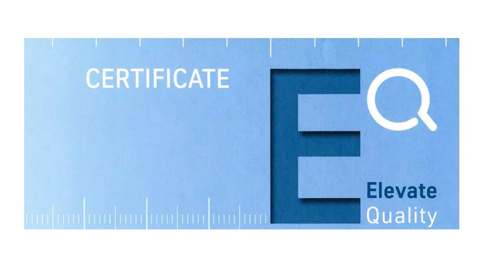 Certificación EQ Evaluate Quality