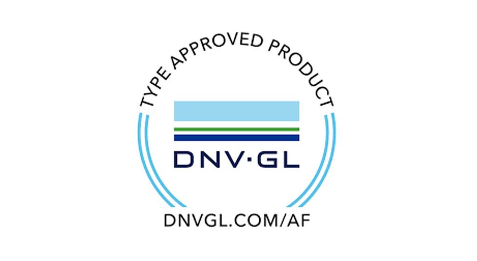 DNV Eslingas para elevación de contenedores offshore, certificado S-7586.