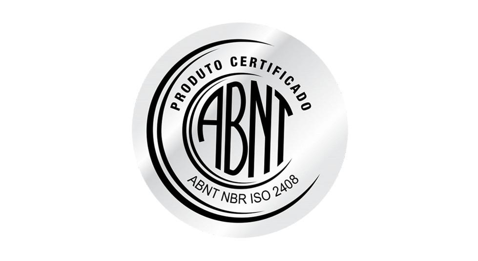 Associação Brasileira de Normas Técnicas (ABNT) Cabos de aço para uso geral norma ABNT NBR ISO 2408 certificação 203.003/18.