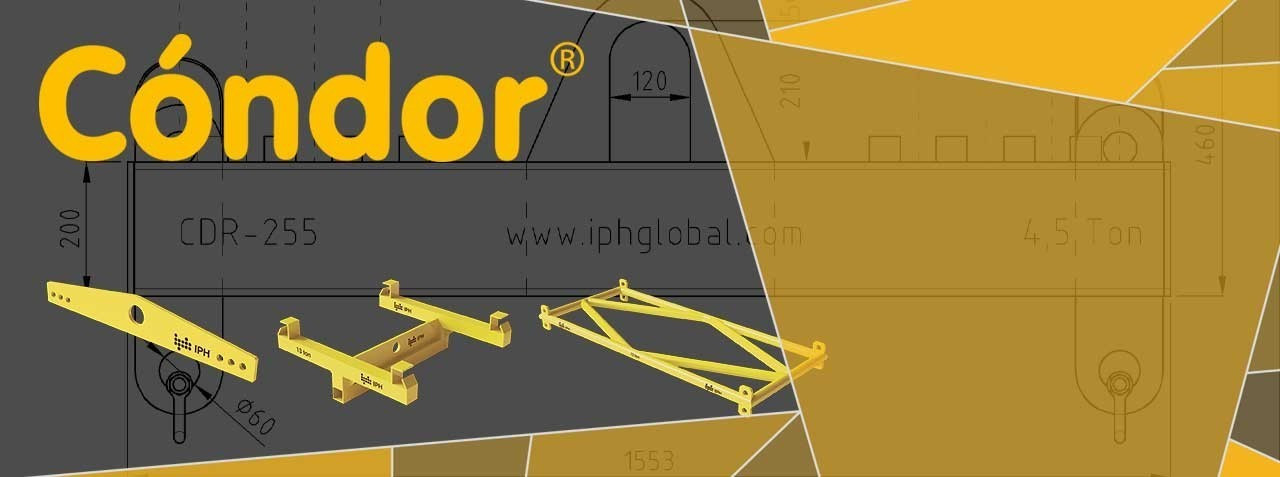 ENGINEERING AND DEVELOPMENT OF CÓNDOR LIFTING DEVICES