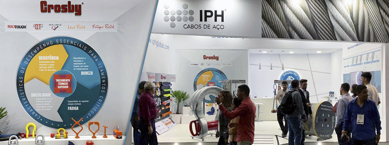 BRAZIL OFFSHORE: IPH AGAIN PRESENT IN THE MOST IMPORTANT EVENT OF THE OIL INDUSTRY