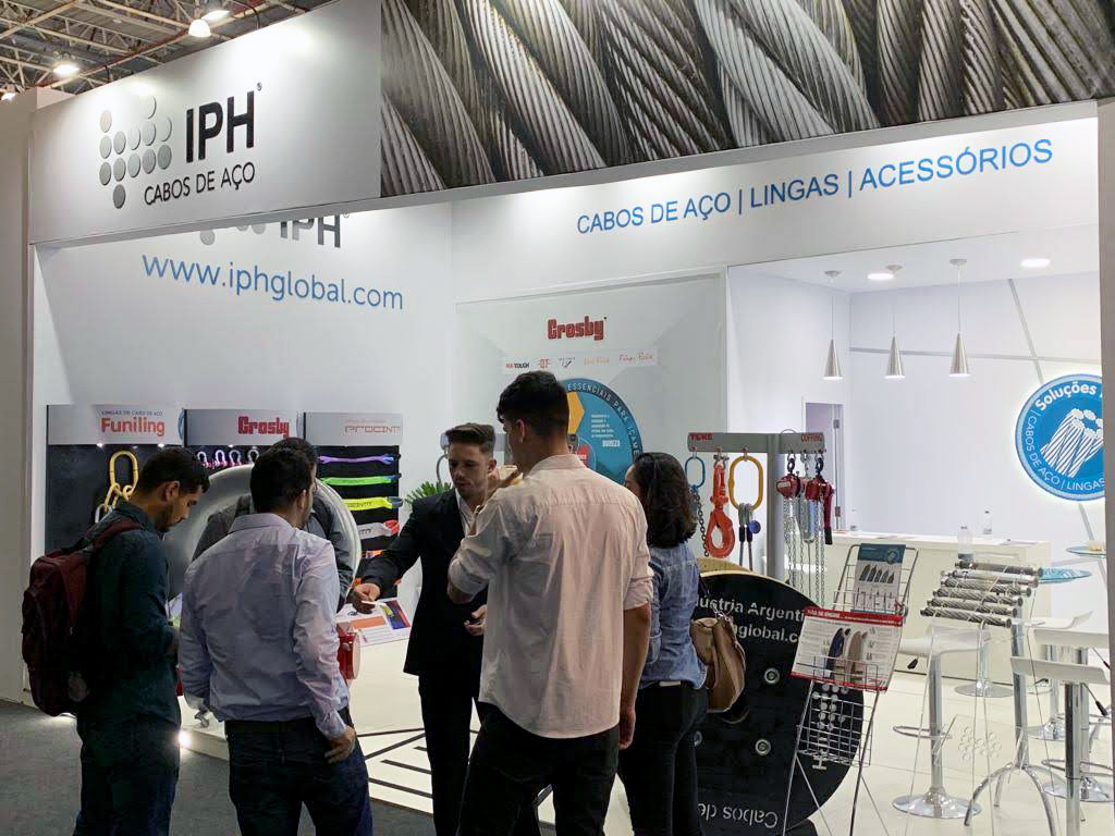 BRAZIL OFFSHORE: IPH AGAIN PRESENT IN THE MOST IMPORTANT EVENT OF THE OIL INDUSTRY1