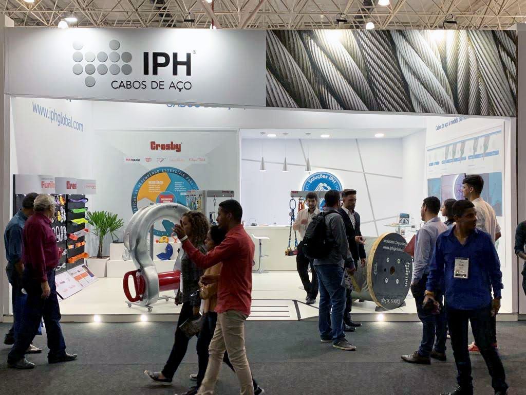 BRAZIL OFFSHORE: IPH AGAIN PRESENT IN THE MOST IMPORTANT EVENT OF THE OIL INDUSTRY2