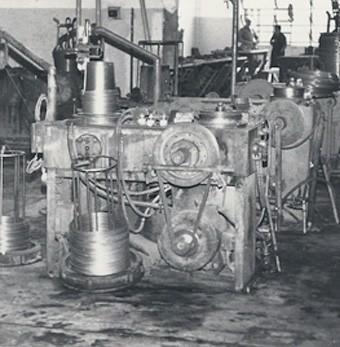 1950 Trayectoria