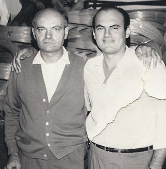 1963 Trayectoria